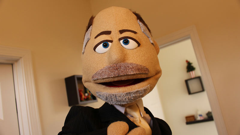 John Heister Puppet