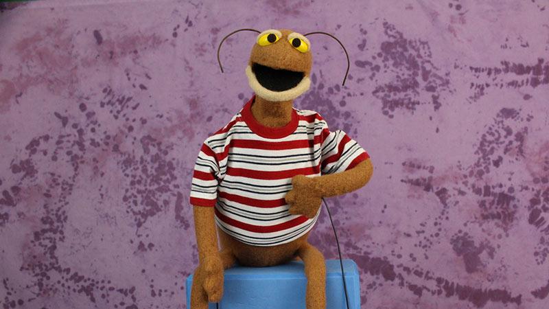 Roach Puppet