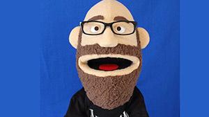 comic puppet