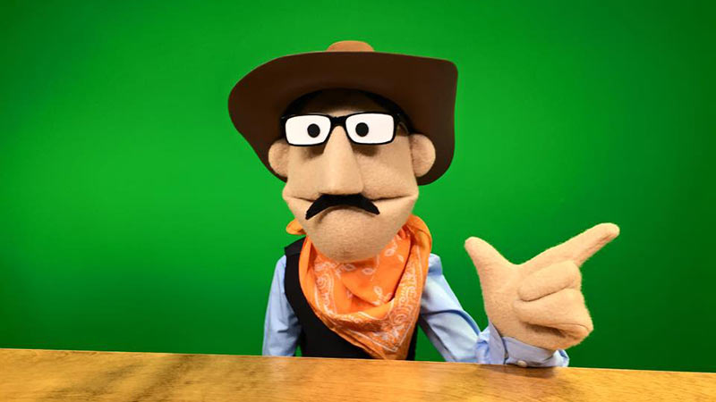 Used Car Dealership >> Custom Designed People Puppets - Chappell Puppets