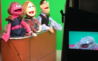 puppeteering, television, east wake, tv